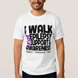 Camino para la conciencia de la epilepsia playera