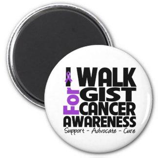 Camino para la conciencia del cáncer del ESENCIAL Imanes