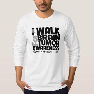 Camino para la conciencia del tumor cerebral camisas
