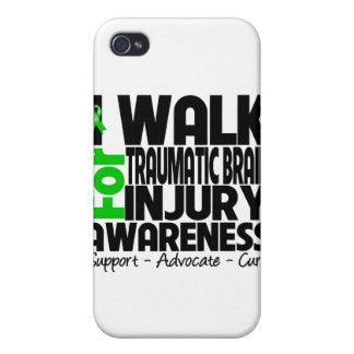 Camino para la conciencia traumática de la lesión iPhone 4 coberturas