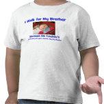 Camino para mi Brother Camisetas