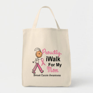 Camino para mi cáncer de pecho de la mamá SFT Bolsas
