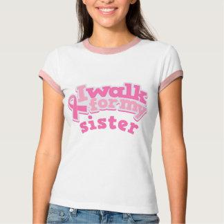 Camino para mi hermana playeras