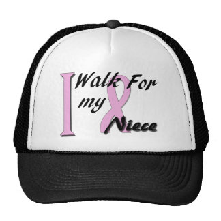 Camino para mi sobrina gorras