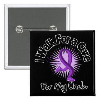 Camino para mi tío - cinta púrpura pin