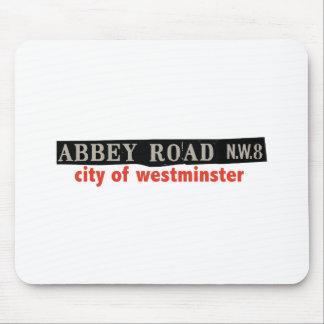 Camino Westminster de la abadía Tapete De Ratón