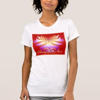 """""""Caminos al corazón """" Camiseta"""