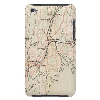 Caminos de la bicicleta en Nueva York y Connecticu Case-Mate iPod Touch Coberturas
