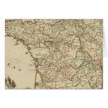 Caminos postales de Francia Tarjeton