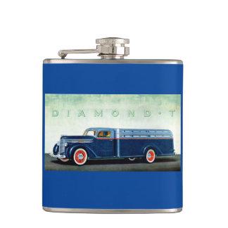 Camión 1937 del azul del diamante T Petaca