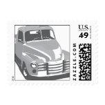 camión 1949 sellos