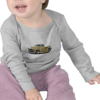 Camión 1950-52 del moreno de Chevy Camiseta