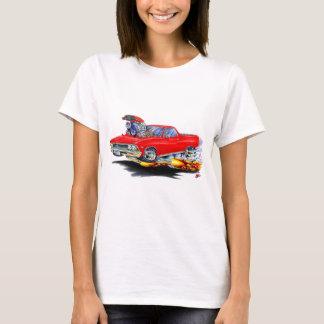 Camión 1966 del rojo del EL Camino Playera