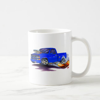 Camión 1988-98 del azul de Silverado Taza