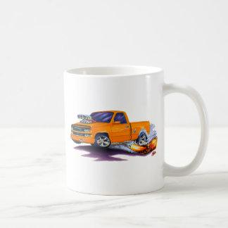Camión 1988-98 del naranja de Silverado Taza Clásica