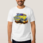 Camión amarillo de Hummer H2 Remeras