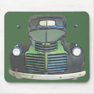 Camión antiguo Mousepad