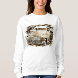 Camión clásico de Chevy Chevrolet Polera