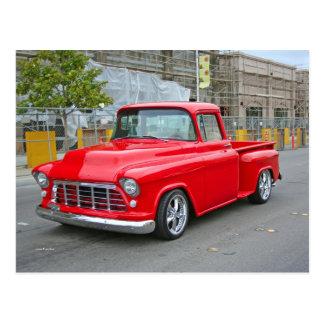 Camión clásico postales