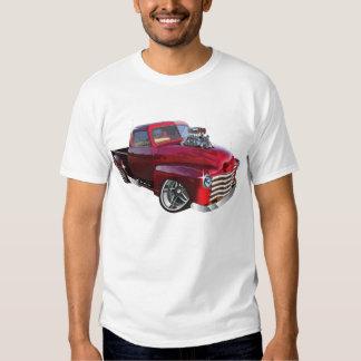 Camión de 50 Chevy Polera