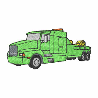 Camión de auxilio resistente