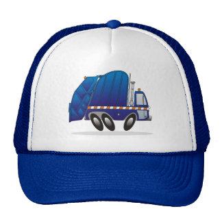 Camión de basura B Gorro De Camionero