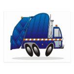 Camión de basura B Postal