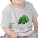 Camión de basura G Camiseta