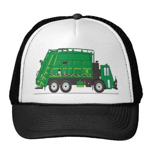 Camión de basura gorras