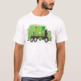 Camión de basura playera