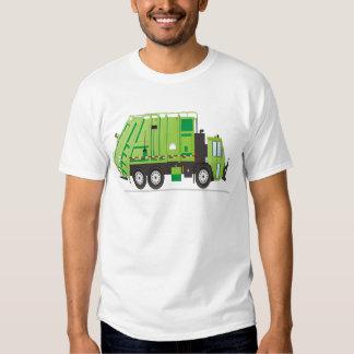 Camión de basura poleras