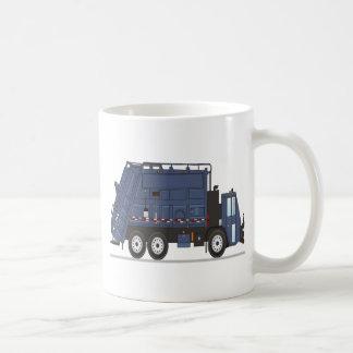 Camión de basura taza