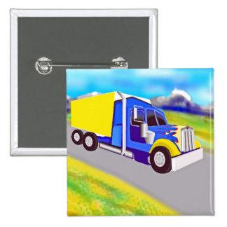 Camión de carga pins