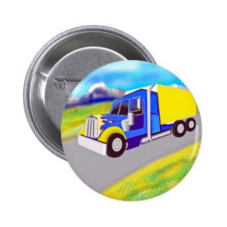 Camión de carga pin