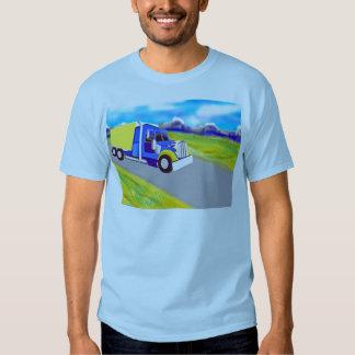 Camión de carga poleras