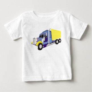 Camión de carga remera