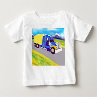 Camión de carga remeras