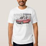 Camión de Chevy Playeras