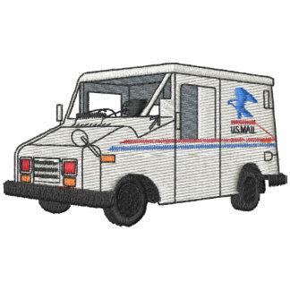 Camión de correo
