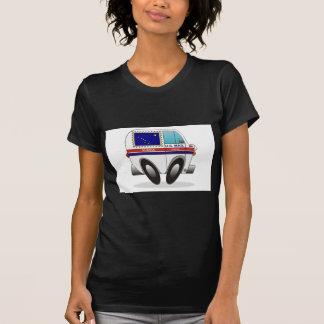 Camión de correo ALASKA Camiseta