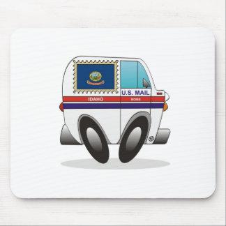 Camión de correo IDAHO Alfombrillas De Ratones