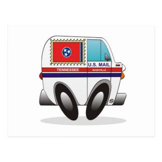 Camión de correo TENNESSEE Postal