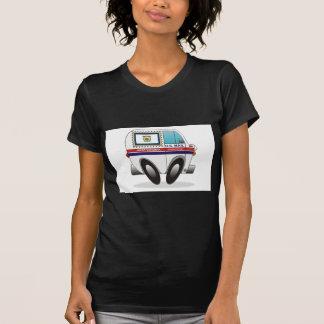 Camión de correo VIRGINIA OCCIDENTAL Camiseta