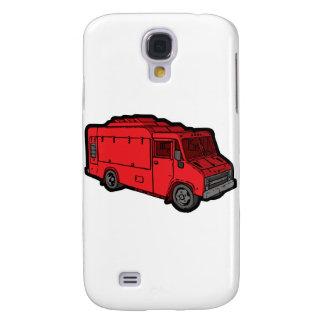 Camión de la comida: Básico (rojo)
