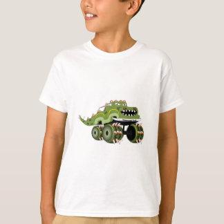 Camión de Monstersaurus Playera