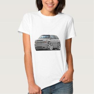 Camión de plata del pionero camisas