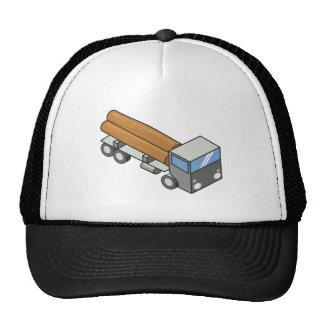 Camión de registración gorro de camionero