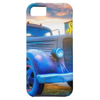 Camión de reparto de Stranahans iPhone 5 Protectores