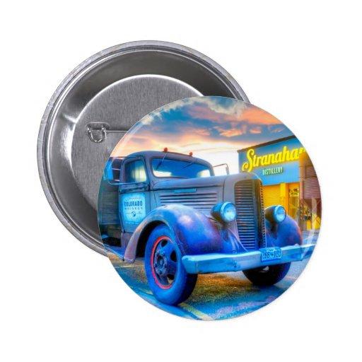 Camión de reparto de Stranahans Pins