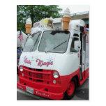 Camión del helado postal